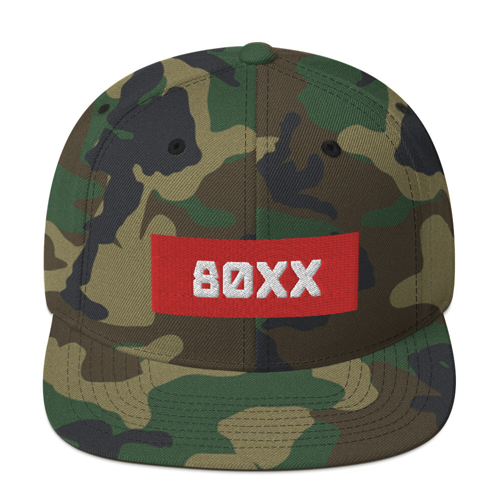 80XX BABY Snapback Hat