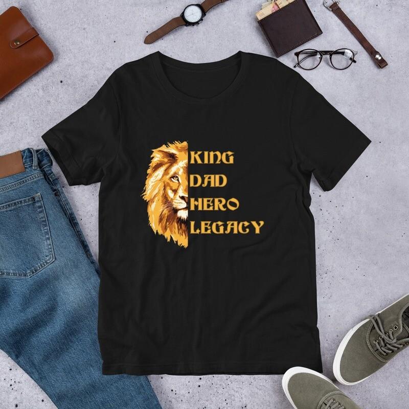 Temple- Ward Legacy Short-Sleeve Unisex T-Shirt