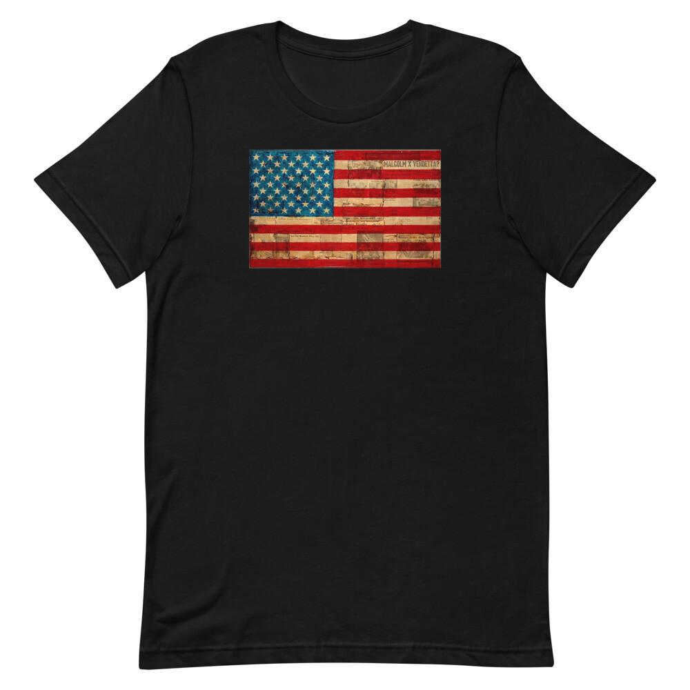 Malcom X Vendetta T-Shirt