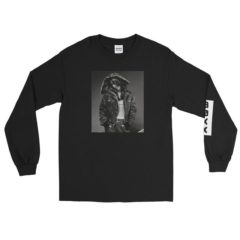 Aaliyah 20th Anniversary  Long Sleeve Shirt
