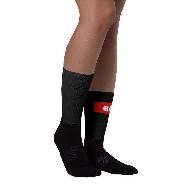 80XX Crew Socks