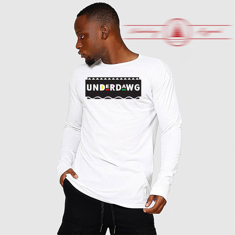 Underdawg 90s Long Sleeve T-Shirt