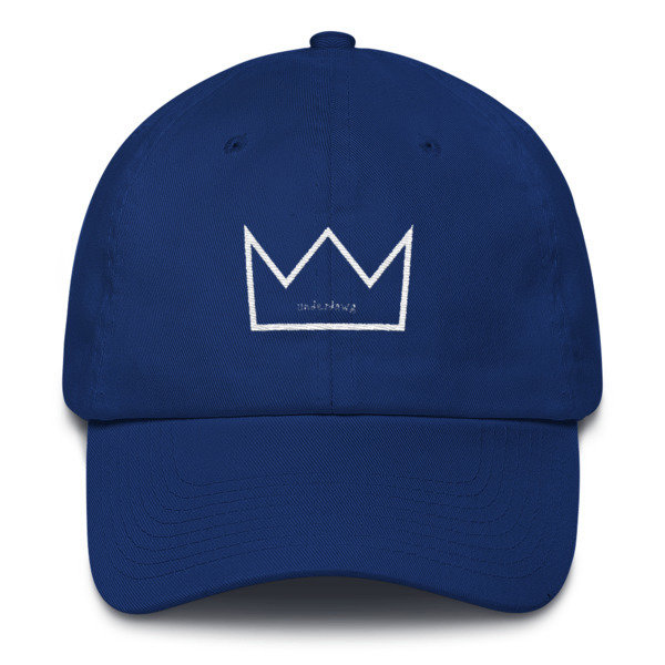 Underdawg KING dad hats
