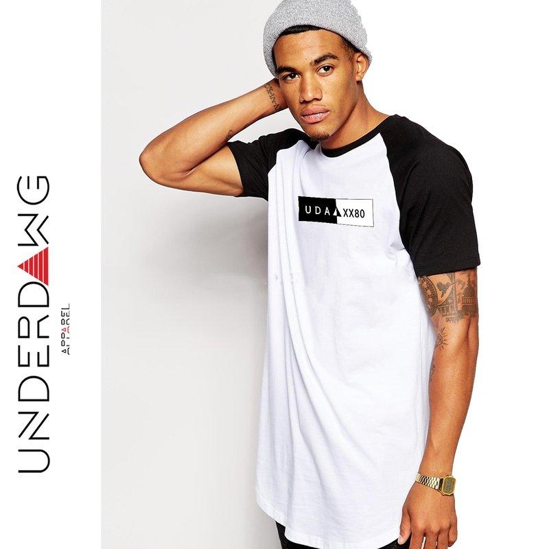 UDAXX80 3/4 sleeve shirt