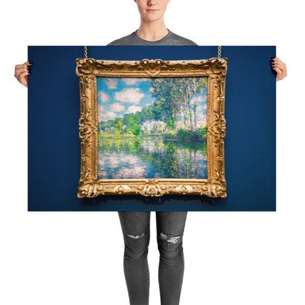Lakes & Treescapes — Sky Celeste