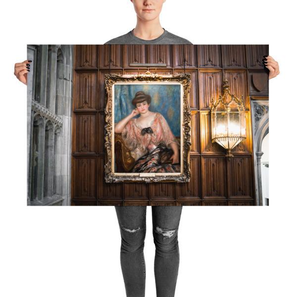 The Portrait Hall — Parisian Queen