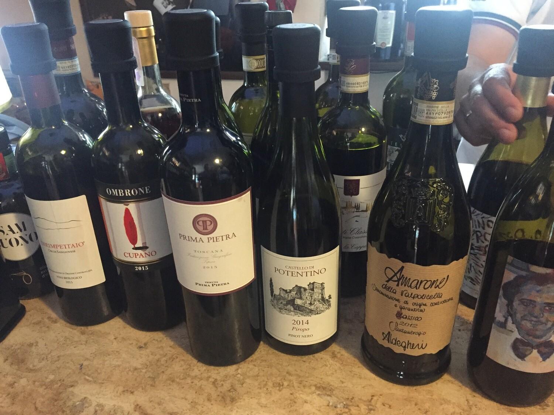 Toscanan viini- ja ruokamatka 1.-5.6.2022