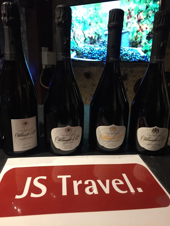 Champagne & Chablis  4.-7.11.2021 *Matka julkaistaan helmikuussa 2021*