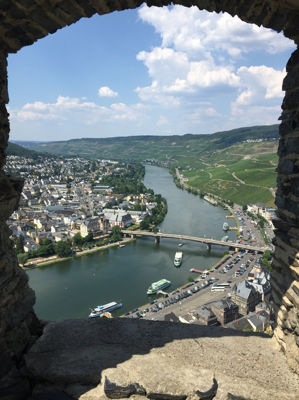 Mosel ja Pfalz 29.10.-1.11.2020 1095€/henkilö jaetussa 2hh