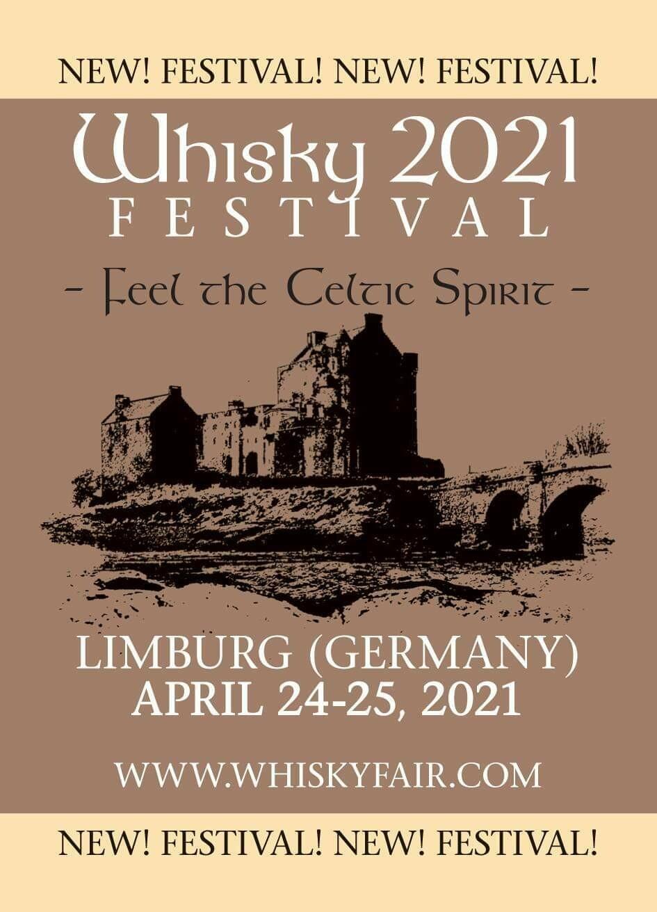 Limburg Whiskymessumatka 23.-25.4.2021 Julkaistaan syyskuussa 2020