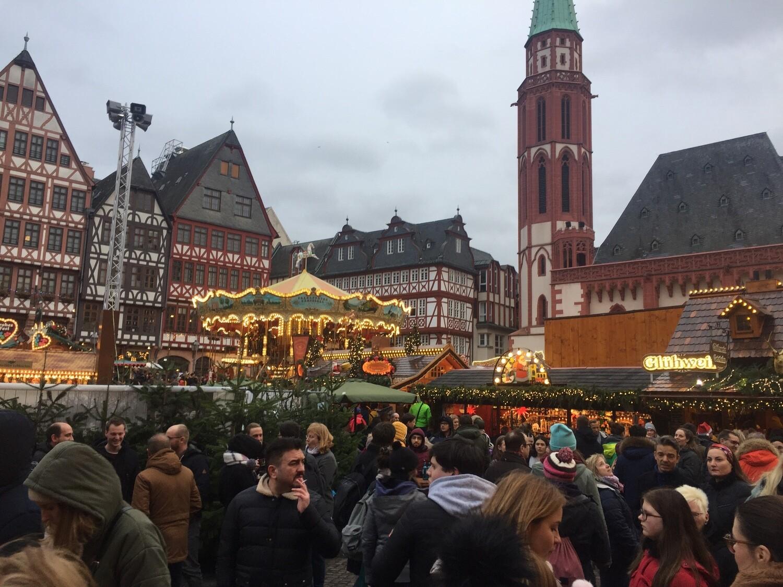 Saksan joulumarkkinat 9.-12.12.2021 *Matka julkaistaan pääsiäisen jälkeen 2021*