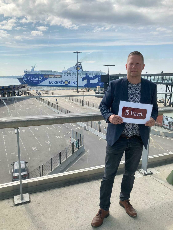 JS Travelin viiniristeily Tallinnaan Eckerö Linella 23.10.2021. Teemana ovat Italialaiset viinit. Matkan hinta 159€/henkilö.