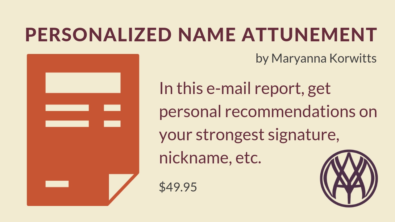 Personalized Name Attunement