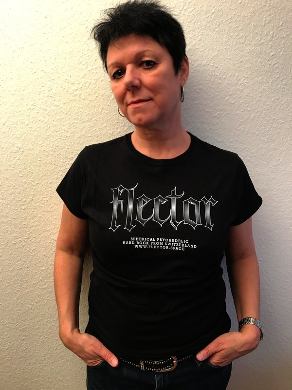 Flector-Classic-T-Shirt Damen- oder Herrenschnitt