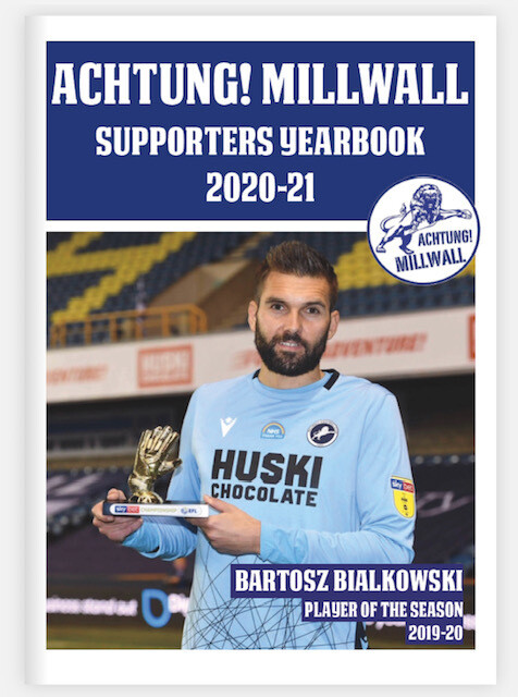 Achtung! Millwall Yearbook 2020-21