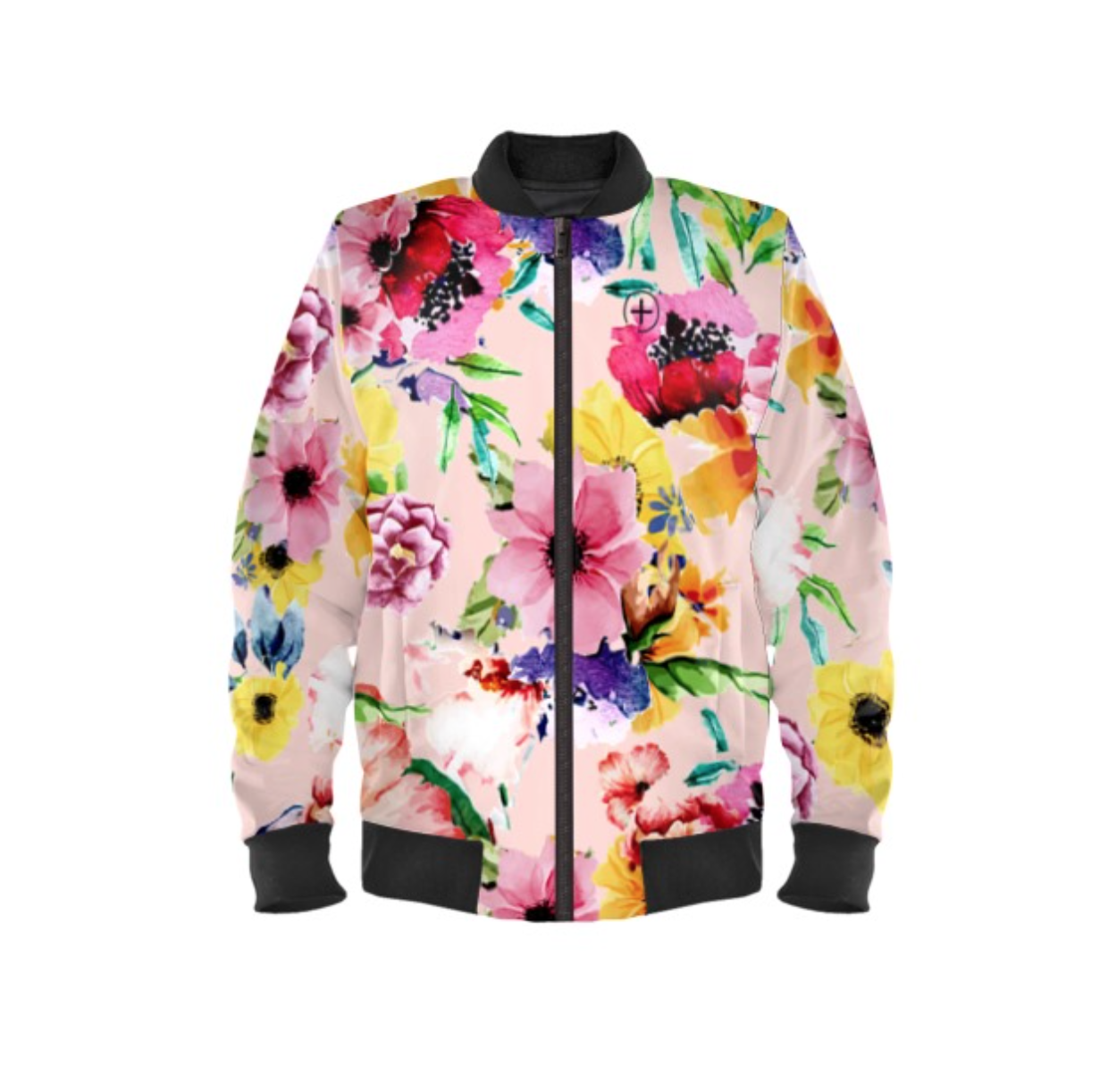 Outlet Giacca Bomber FLOWERS