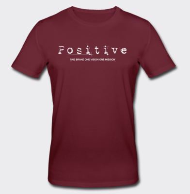 T-shirt POSITIVE - WEAFRICA Classic fit