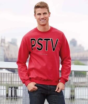 Felpa PSTV 2021 - Uomo Personalizzabile