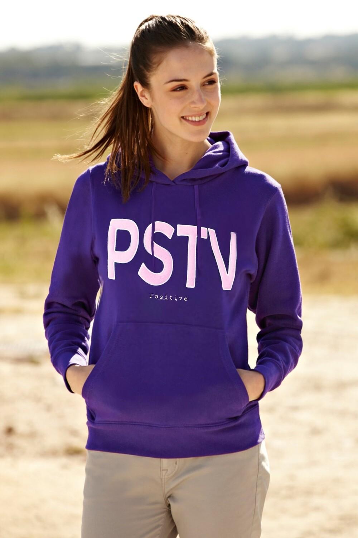 Felpa PSTV 2021 - Donna Personalizzabile