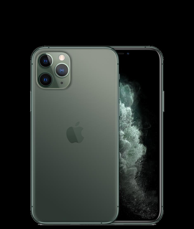 Смартфон Apple iPhone 11 Pro 64GB (Темно-зеленый) RU/A