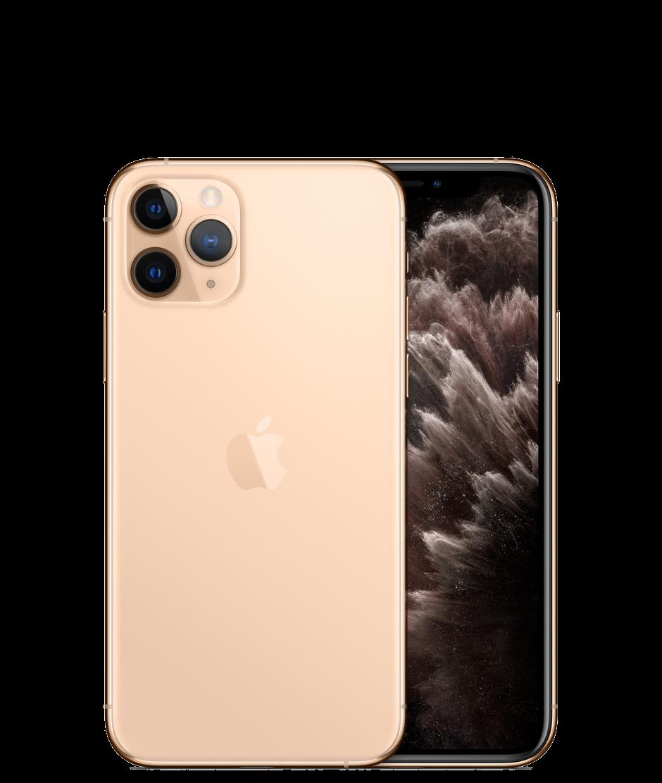 Смартфон Apple iPhone 11 Pro 64GB (Золотой) RU/A