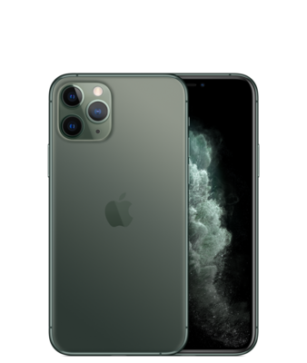 Смартфон Apple iPhone 11 Pro 256GB (Темно-зеленый) RU/A