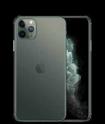 Смартфон Apple iPhone 11 Pro Max 256GB (Темно-зеленый) RU/A