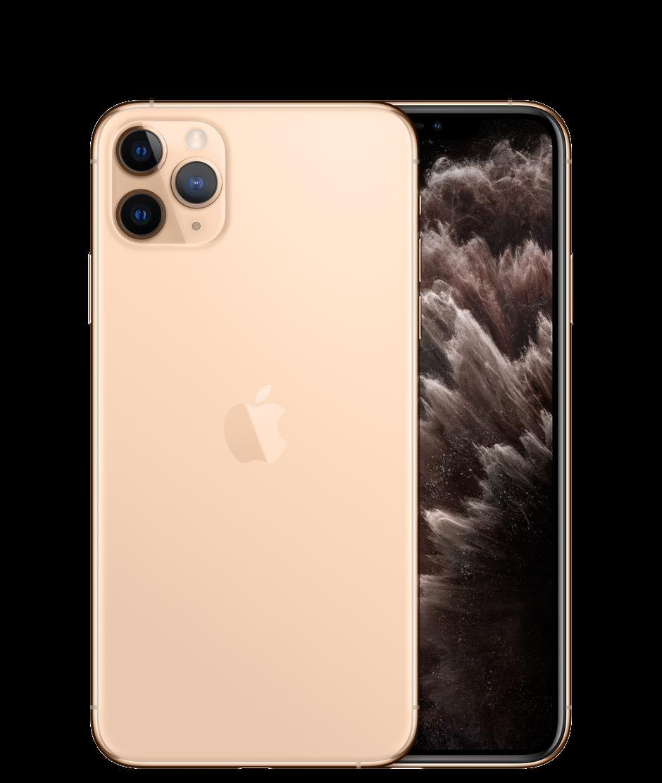 Смартфон Apple iPhone 11 Pro Max 256GB (Золотой) RU/A