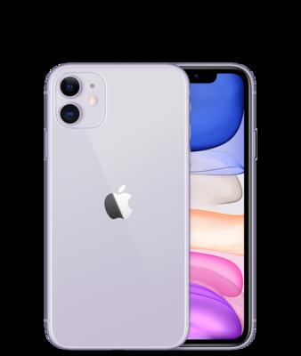 Смартфон Apple iPhone 11 128GB (Фиолетовый) RU/A