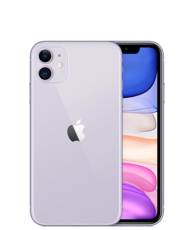 Смартфон Apple IPhone 11 64GB (Фиолетовый) RU/A