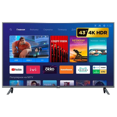 """Телевизор Xiaomi Mi TV 4S 43 T2 42.5"""" (2019) RU/A"""