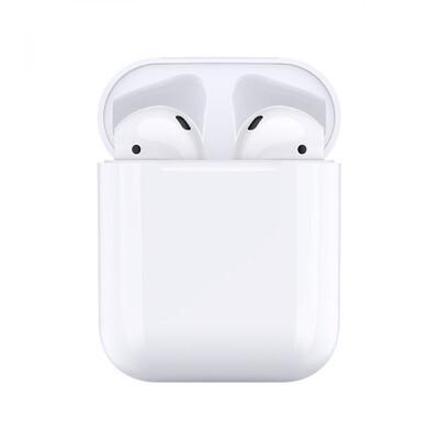 Беспроводные наушники Apple AirPods 2 с зарядным футляром MV7N2, белый