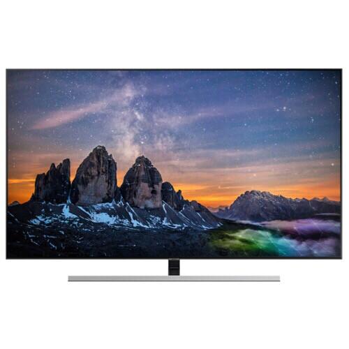 "Телевизор QLED Samsung QE55Q80RAU 55"" (2019)"