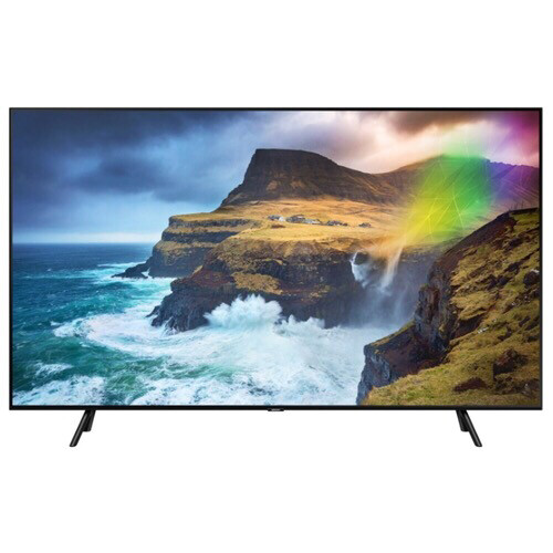 "Телевизор QLED Samsung QE55Q70RAU 55"" (2019) RU/A"