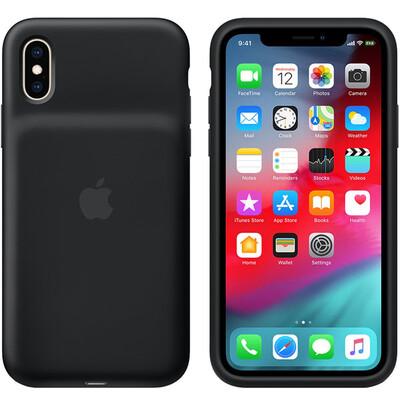 Чехол-аккумулятор Apple Smart Battery Case для Apple iPhone XS Черный