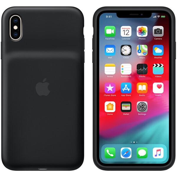 Чехол-аккумулятор Apple Smart Battery Case для Apple iPhone XS Max Черный