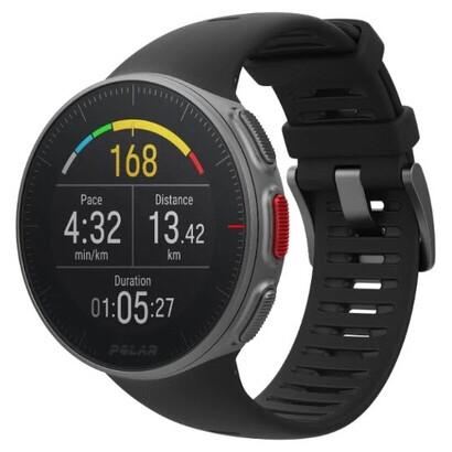 Часы Polar Vantage V Black (Черный)