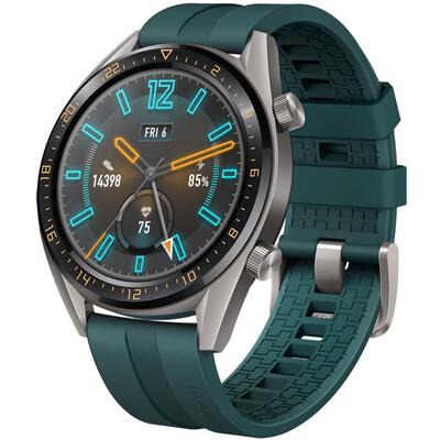 Часы HUAWEI Watch GT Active (Зеленый) RU/A