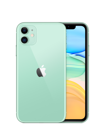 Смартфон Apple IPhone 11 64GB (Зеленый) RU/A