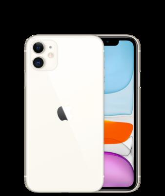 Смартфон Apple iPhone 11 128GB, белый, Slimbox