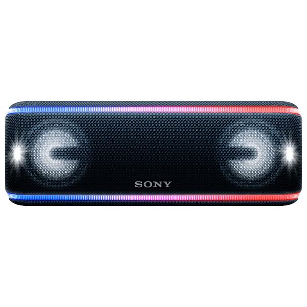 Портативная акустика Sony SRS-XB41 Black RU/A