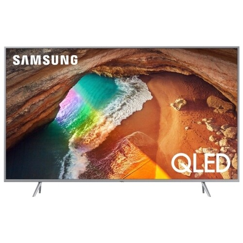 "Телевизор QLED Samsung QE55Q67RAU 55"" (2019) RU/A"