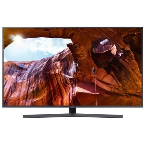 "Телевизор Samsung UE55RU7400U 54.6"" (2019)"