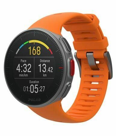 Часы Polar Vantage V (Оранжевый) M/L