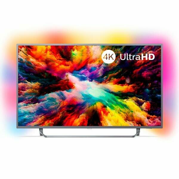 "Телевизор Philips 50PUS7303 50"" (2018) RU/A"
