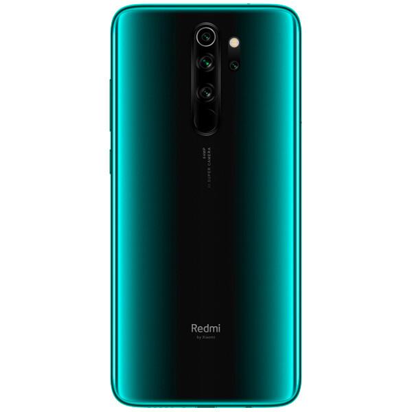 Смартфон Xiaomi Redmi Note 8 Pro 6/128GB, зеленый
