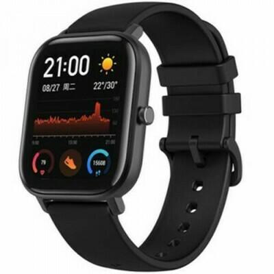 Часы Amazfit GTS (Черный)