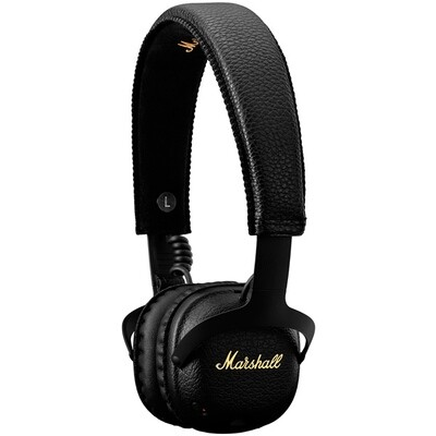 Наушники Marshall Mid A.N.C. Black (Черный)
