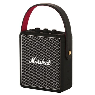 Портативная акустика Marshall Stockwell II Black (Черный)