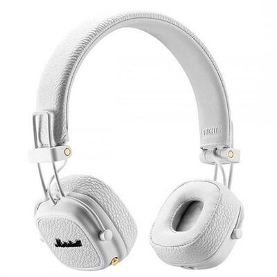 Наушники Marshall Major III Bluetooth (White)